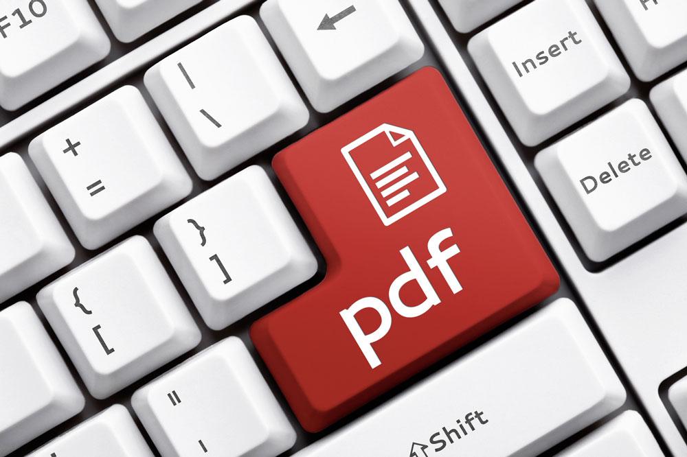 PDF erstelen